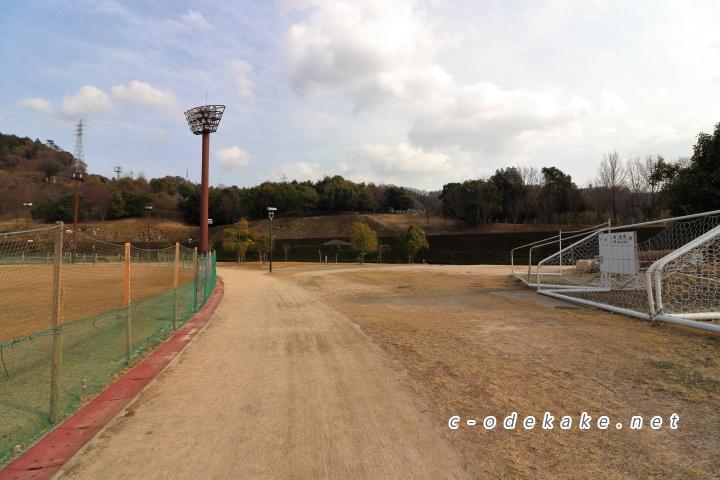 揚倉山健康運動公園ウォーキングコース