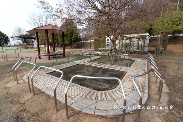 揚倉山健康運動公園足つぼ