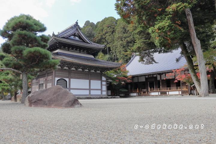 佛通寺の境内の様子1