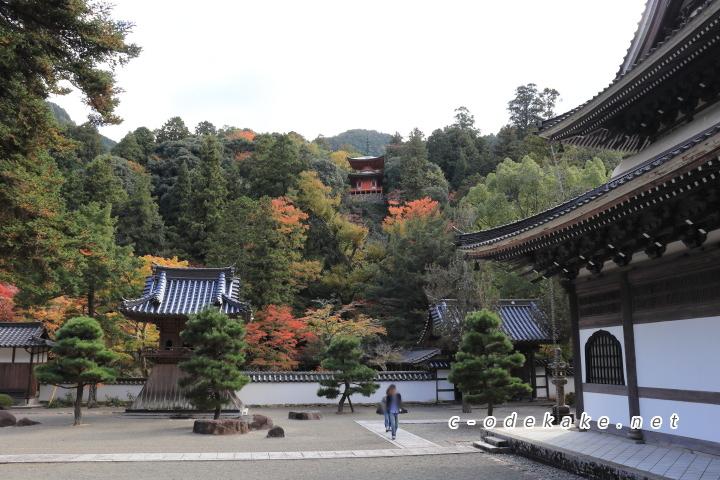 佛通寺の境内の様子2