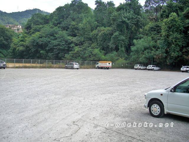 アレイからすこじま駐車場