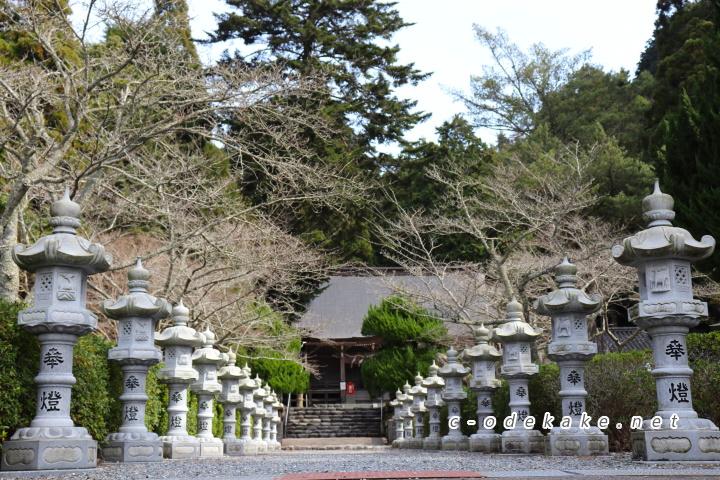 三隅神社参道