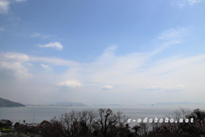 田尻町の海