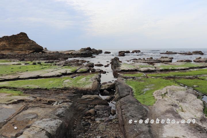石見畳ヶ浦岩脈